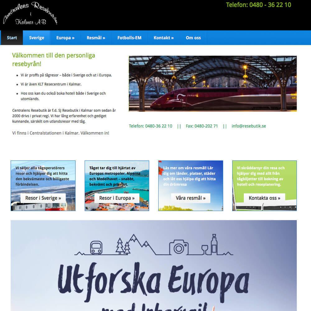 hemsida företag
